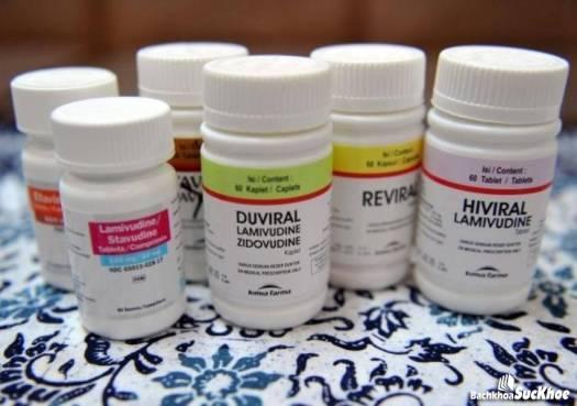 Chưa tìm ra thuốc chữa bệnh HIV/AIDS