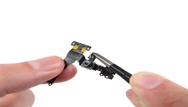Thay camera trước iPhone 5