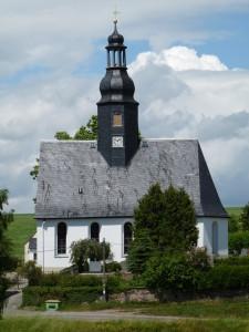 Gottesgrüner Kirche