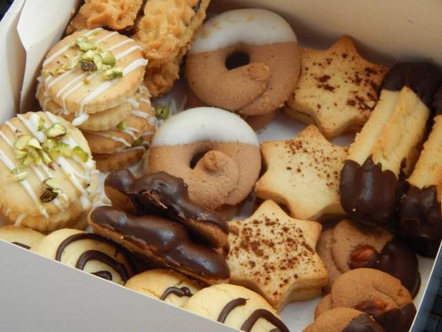 Artisan butter cookies 5