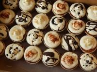 Mini cupcakes 18 Cupcakes