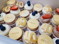 Mini cupcakes 25 Cupcakes
