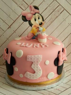 Minnie Baby Cake 7