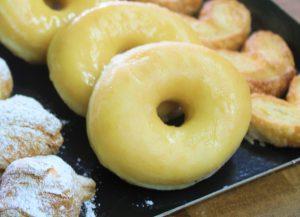 1 Donut glacé 14