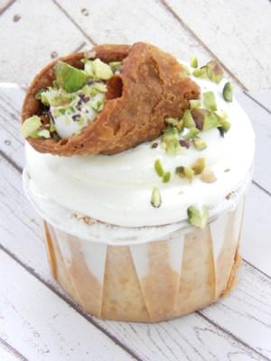 Cannoli Cupcake 15