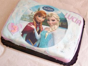 Pastel Frozen 3