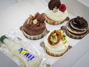 Cupcakes Italian Box 7