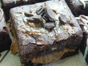 Brownie Dulce de leche 10