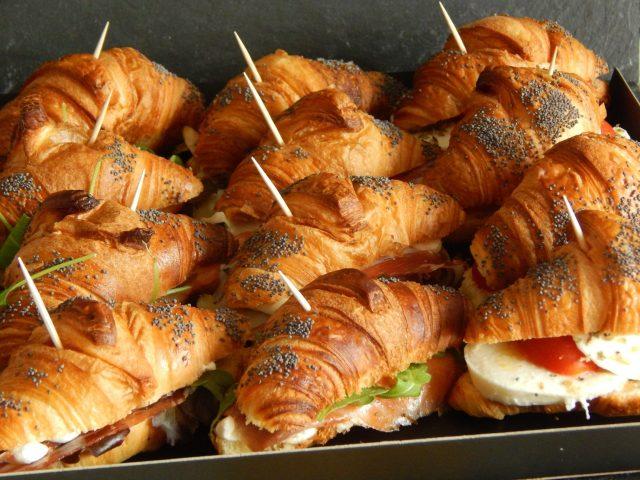 Surtido de croissans salados (12 unidades) 28