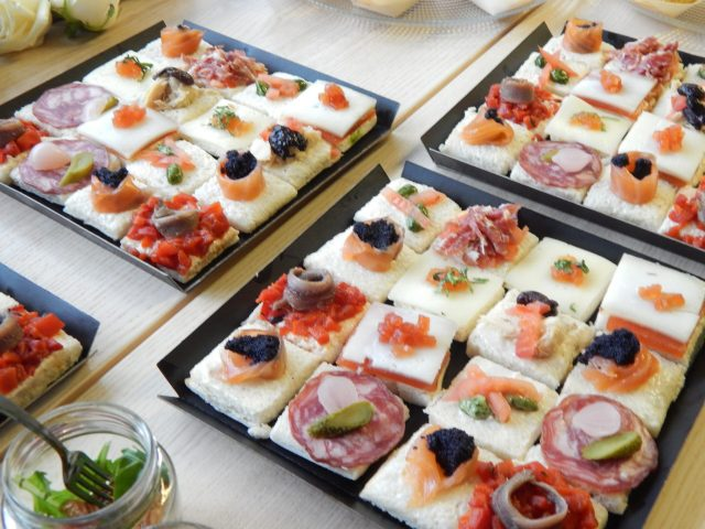 Lunch & Brunch 37 Catering Online