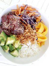 Poke & Salad 17 Desayunos personalizados