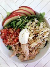 Poke & Salad 19 Desayunos personalizados