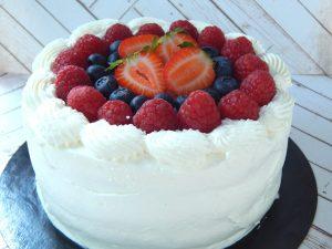 Delicia de crema pastelera y fresas (desde 8 Porciones) 31