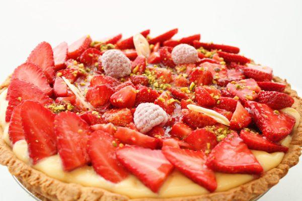 Tartaleta fresa