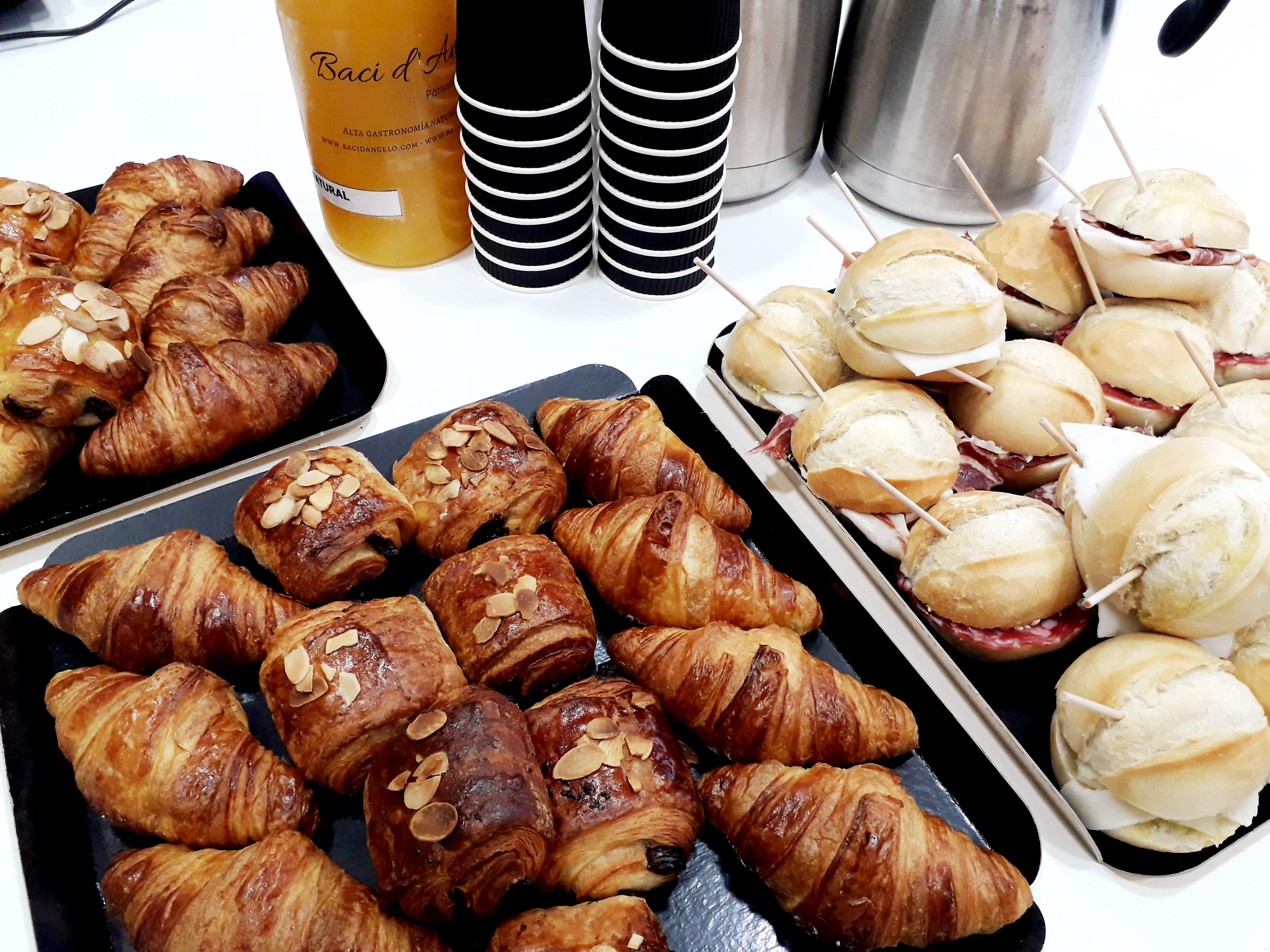 desayunos economicos empresa