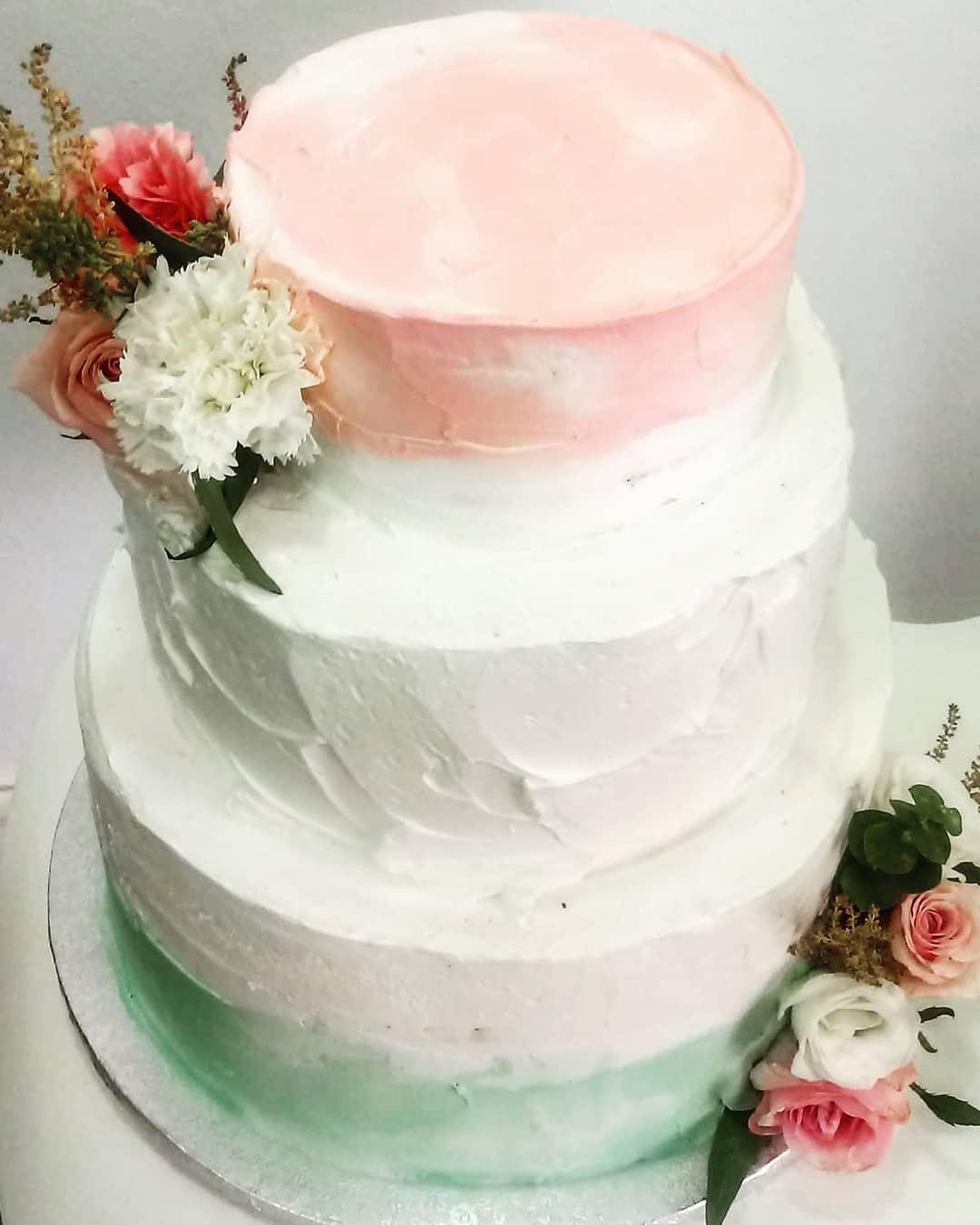 pastel de boda vegano barcelona