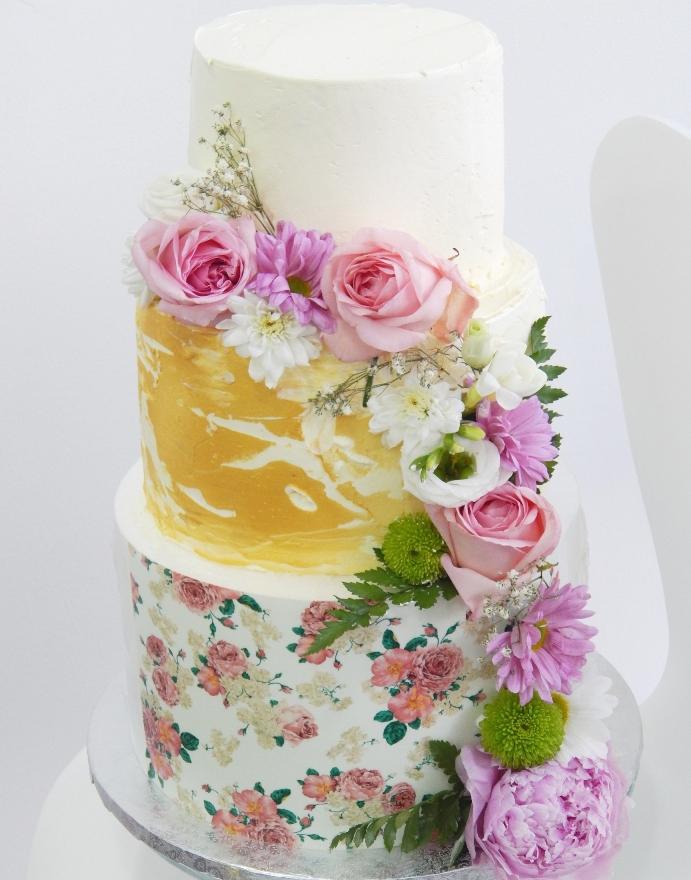 pastel de boda barcelona