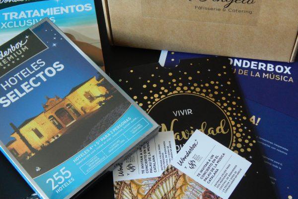 Wonderbox envió a influencers de moda y ocio un pack con desayuno y nuevos productos.