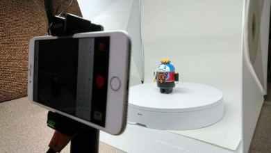 รีวิว foldio 360 แท่นหมุนสินค้าเพื่อการถ่ายภาพแบบมืออาชีพ - รีวิว foldio 360 แท่นหมุนสินค้าเพื่อการถ่ายภาพแบบมืออาชีพ