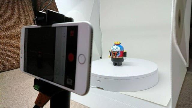- 2017 07 13 16 - รีวิว foldio 360 แท่นหมุนสินค้าเพื่อการถ่ายภาพแบบมืออาชีพ