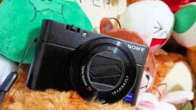 - รีวิว Sony RX100 M5 สไตล์ Tech Blogger