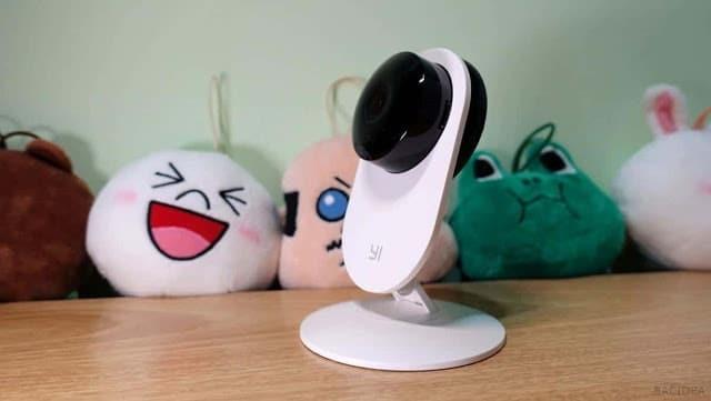 Yi Home Camera กล้องวงจรปิดราคาประหยัด - Yi Home Camera กล้องวงจรปิดราคาประหยัด