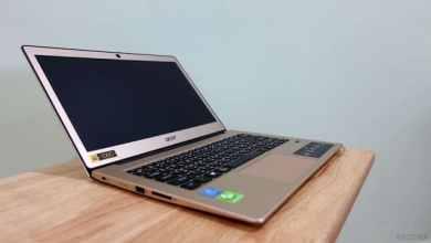 รีวิว Acer Swift 1 โน๊ตบุ๊คขนาดพกพา ราคาหมื่นต้นๆ ที่ได้จอ IPS และ SSD - รีวิว Acer Swift 1 โน๊ตบุ๊คขนาดพกพา ราคาหมื่นต้นๆ ที่ได้จอ IPS และ SSD