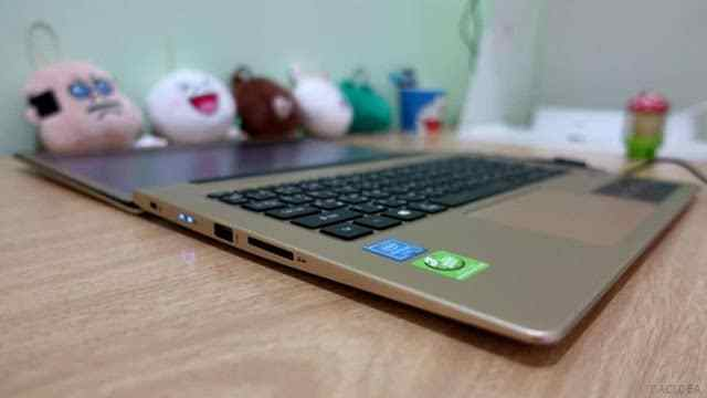 - DSC02713  2 - รีวิว Acer Swift 1 โน๊ตบุ๊คขนาดพกพา ราคาหมื่นต้นๆ ที่ได้จอ IPS และ SSD