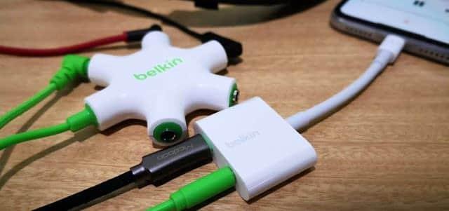 - 2018 01 28 17 - รีวิวหัวแปลง Belkin RockStar เสียบหูฟังพร้อมชาร์จ iPhone และตัวต่อขยายเป็น 5 เครื่อง