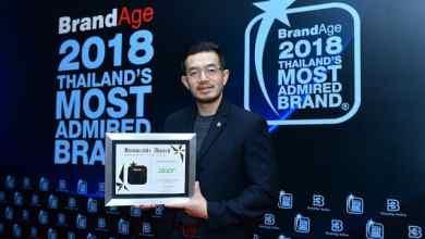 "- Acer ได้รับความไว้วางใจจากผู้บริโภค คว้ารางวัล ""Thailand's Most Admired Brand 2018"" ติดต่อกันเป็นปีที่ 8"