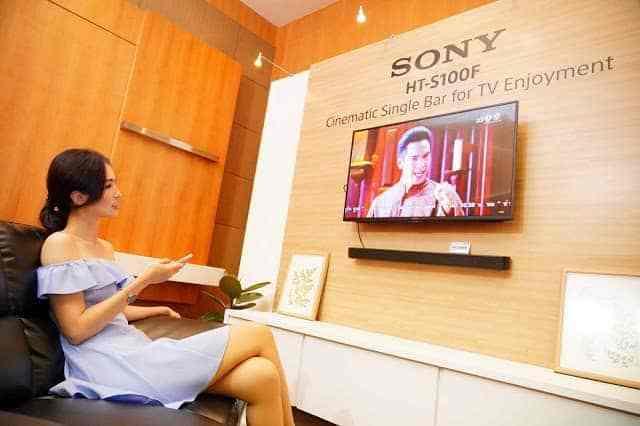 "- Pic Sony HomeEntertainment 02 1 - โซนี่ไทย เดินหน้าส่งทัพผลิตภัณฑ์เครื่องเสียงครบไลน์ ให้ประสบการณ์การฟังเพลง ""Feel The Sound All Around"""
