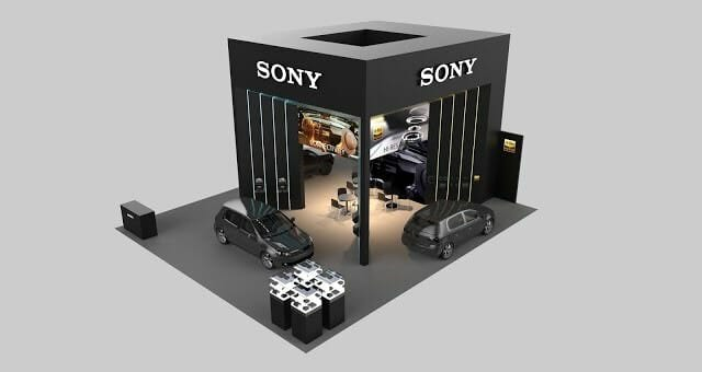 - SonyBooth40MotorShow2018 05 1 - โซนี่ไทยจัดเต็มชุดเครื่องเสียงรถยนต์ที่งาน Bangkok International Motor Show 2018
