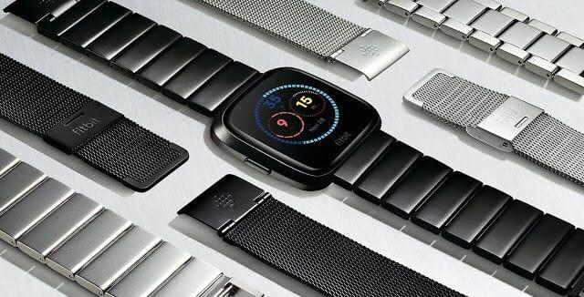 ฟิตบิตพร้อมจำหน่าย Fitbit Versa แล้วทั่วโลก - ฟิตบิตพร้อมจำหน่าย Fitbit Versa แล้วทั่วโลก
