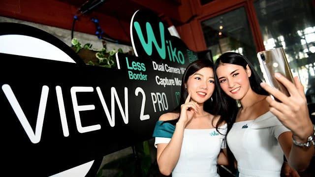 - DSC 8244 1  2 - Wiko เปิดตัว View2 Pro  และ View Max พร้อมจุดเด่นหน้าจอ FullView ปลดล็อกด้วยใบหน้าในราคาคุ้มค่า