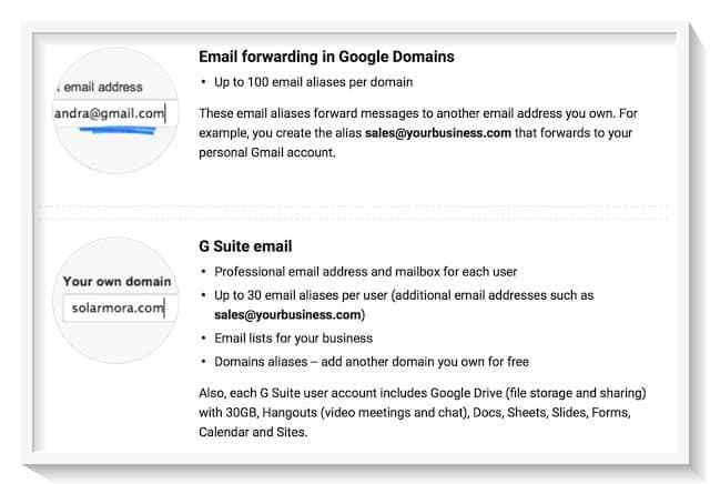 วิธีตั้งค่าใช้เมลฟรี name@domain.com ของตัวเองด้วย Google Domains - วิธีตั้งค่าใช้เมลฟรี name@domain.com ของตัวเองด้วย Google Domains