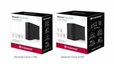 - เปิดตัว Transcend StoreJet Cloud 110N / 210N Series อุปกรณ์ด้าน Personal Cloud