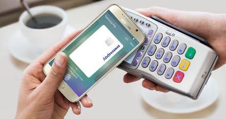 - samsungcaixa460 1 - ทำความรู้จัก NFC เทคโนโลยีไร้สายระยะใกล้ที่อุดมด้วยประโยชน์