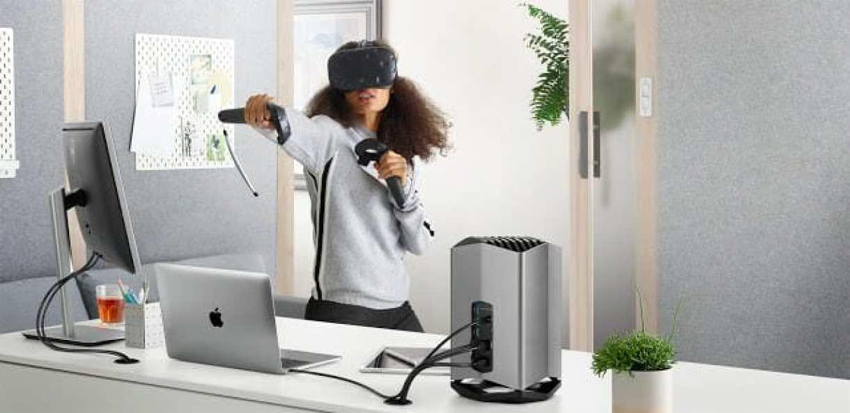 - virtual realtiy america md 2 - Blackmagic eGPU มาพร้อม Radeon Pro 580 สำหรับสาวก Apple