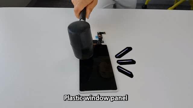 - youtu - Samsung เปิดตัวจอ OLED สุดแกร่งสำหรับสมาร์ทโฟน