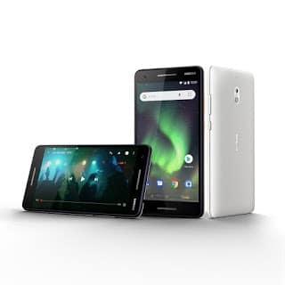 - New Nokia 2.1 วางขายแล้วในราคา 3,390 บาท มาพร้อมแบตเตอรี่ 4,000 mAh และ Android Go