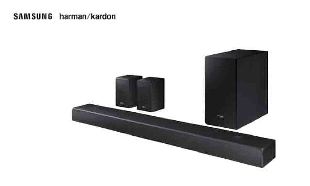 - Samsung ร่วมมือกับ Harman Kardon เปิดตัว ซาวด์บาร์รุ่น HW-N850 และ HW-N950
