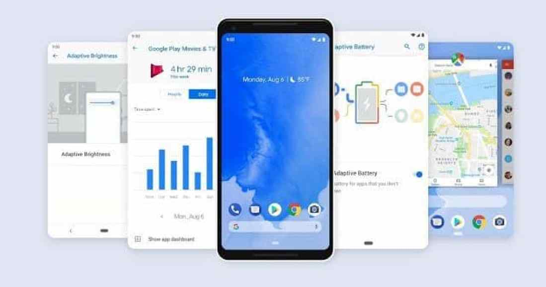 - Google เปิดตัว Android Pie 9.0 อย่างเป็นทางการ เน้นผสาน AI เข้ามาปรับแต่งระบบให้เหมาะกับการใช้งานของแต่ละคน