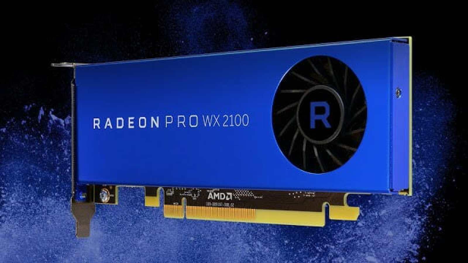- amd radeon pro wx 200 workstation graphics card 2 - AMD เปิดตัว Radeon Pro WX 8200 มอบประสิทธิภาพกราฟิกระดับเวิร์กสเตชั่น