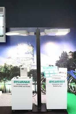 "- 1537351605117 2 - Sylania เปิดตัวนวัตกรรมใหม่ ""Smart Pole""  เพื่อเมืองอัจฉริยะ Smart City"