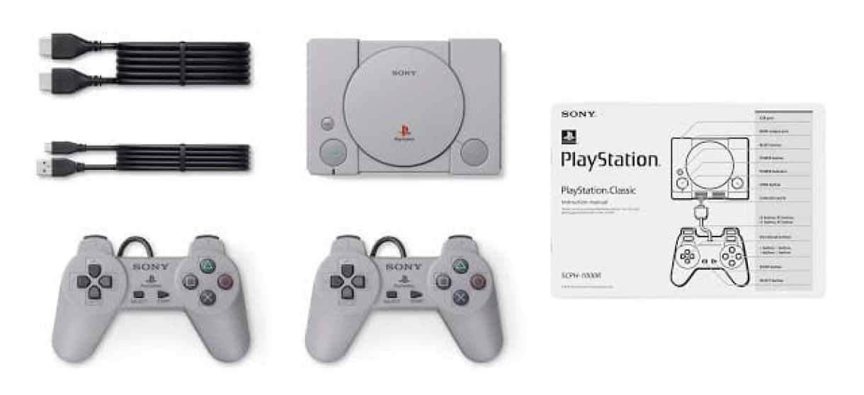 - 43865608325 7936f02916 o 2 - Sony นำ PlayStation Classic กลับมาทำใหม่ พร้อมพรีโหลดเกมระดับคลาสสิคกว่า 20 เกม