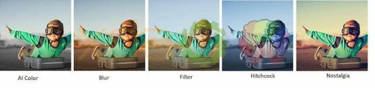 - AI Movie Effects 2 - สำรวจฟีเจอร์ใหม่ที่อยู่ในแอปกล้องของ Huawei Mate 20
