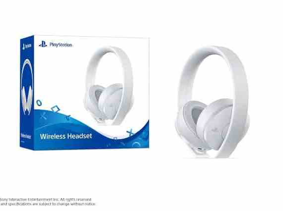 - HeadsetWH Beautyshot CUHY0080 CRTN SC 2 - Sony ประกาศวางจำหน่าย PlayStation4 Wireless Headset เฉดสีใหม่ สีขาว