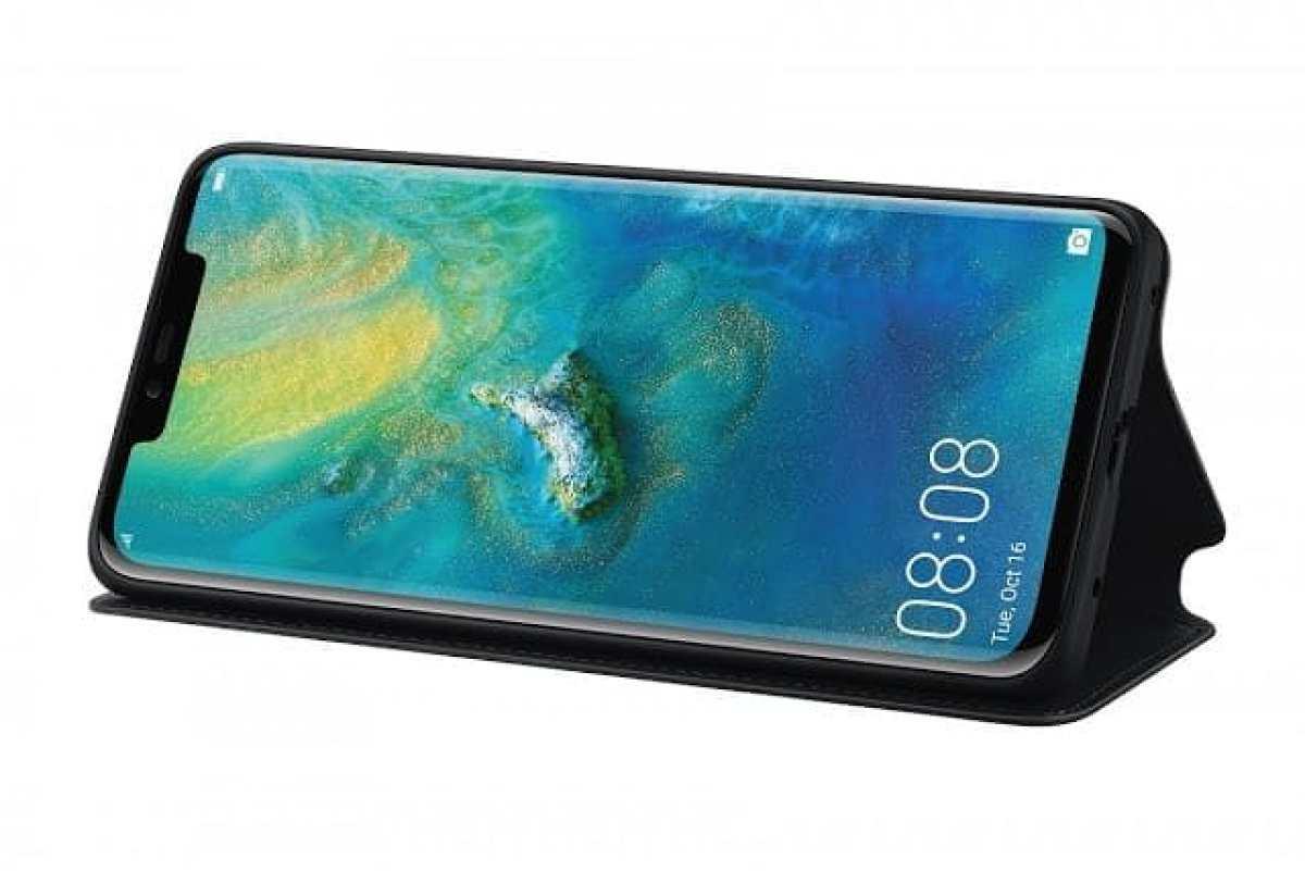 - Huawei Mate 20 Pro PU Wallet 6 5 - ภาพหลุด Huawei Mate 20 Pro เป็นไปตามข่าวลือ พร้อม Huawei NM Card ซึ่งเป็น microSD แบบฉบับ Huawei