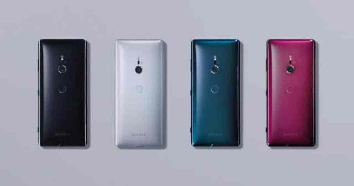 - สัมภาษณ์ทีมดีไซน์ Sony Xperia XZ3 สมาร์ทโฟนที่มีความโดดเด่นทั้งด้านดีไซน์และสีสัน