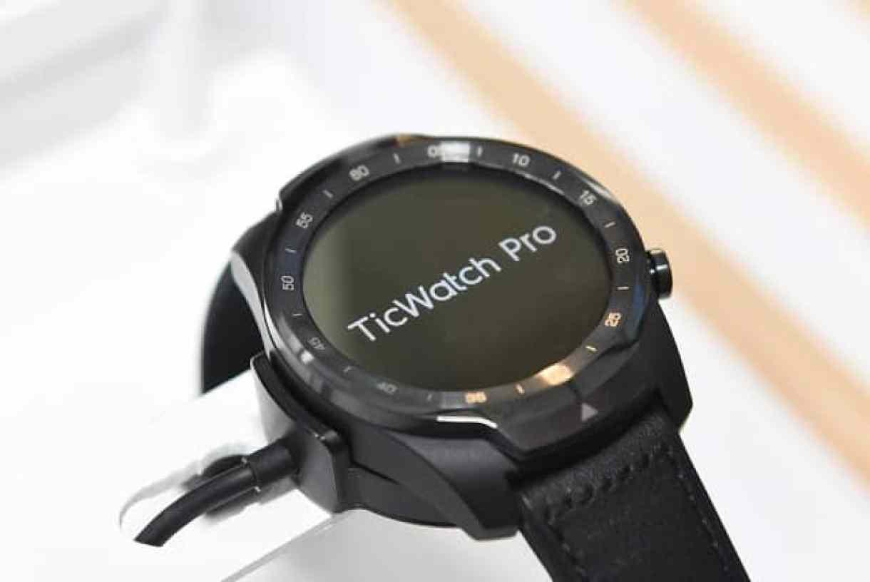 - TicWatch Pro 02 2 - สมาร์ทวอทช์ TicWatch Pro เปิดตัวในไทยแล้ว ด้วยคุณสมบัติใช้านได้นานถึง 30 วัน